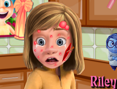 Riley Probleme Faciale