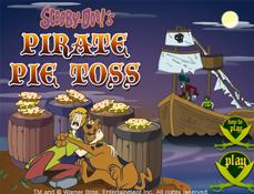 Scooby Doo Bataie cu Placinte pe Corabia Piratilor