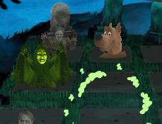 Scooby Doo Impusca Fantomele
