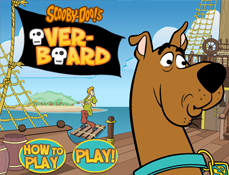 Scooby Doo Scapa de Pirati