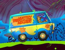 Scooby Doo cu Masina Misterelor