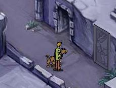Scooby Doo in Templu