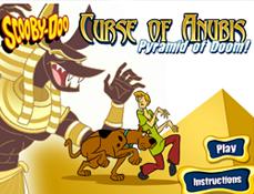 Scooby Doo si Shaggy in Piramida