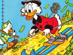 Scrooge McDuck Obiecte Ascunse