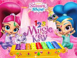 Shimmer si Shine Memorie Muzicala