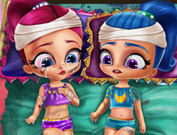 Shimmer si Shine Ranite