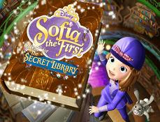 Sofia Intai si Biblioteca Secreta