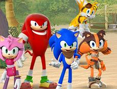 Sonic Boom cu Potriviri