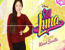 Soy Luna Sliding Puzzle 2