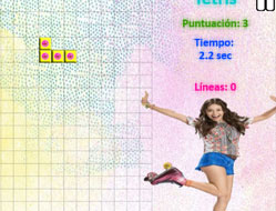 Soy Luna Tetris 2