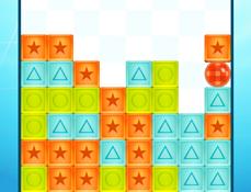 Sparge Cuburile Colorate