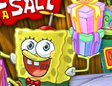 Spongebob Ajutor la Magazin
