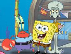Spongebob Gateste Burgari La Krusty Krab