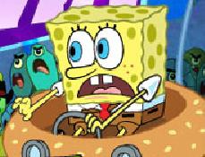Spongebob in Cursa cu Livrari