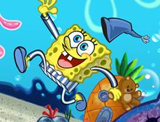 Spongebob in Visul lui Patrick