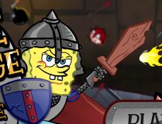 Spongebob si Aventura din Castel 2