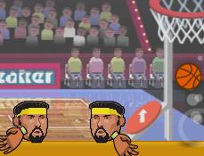 Sports Heads Bascketball