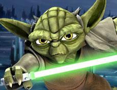 Star Wars Lupta lui Yoda