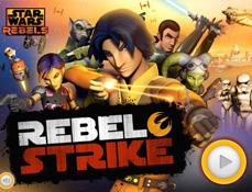 Star Wars Rebelii - Marea Lupta 3D