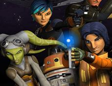 Star Wars Rebelii Misiune de Salvare