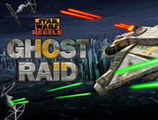 Star Wars Rebelii in Nava Ghost