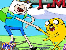 Super Finn si Jake