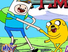 Super Finn si Jake
