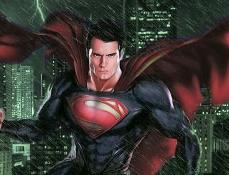 Superman Apara Orasul