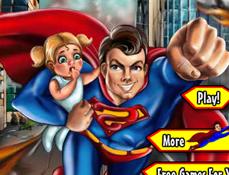 Superman Pompierul