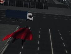 Superman Unity 3D