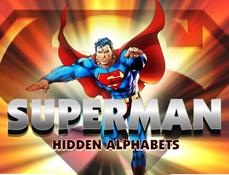 Superman cu Litere Ascunse