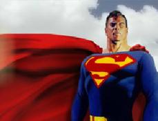 Superman cu Obiecte Ascunse
