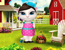 Talking Angela Aranjeaza Casa