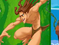 Tarzan Aventura dupa Diamante