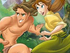 Tarzan Litere Ascunse