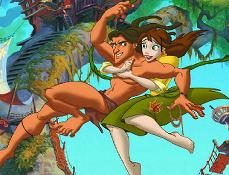 Tarzan Obiecte Ascunse