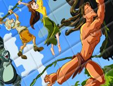 Tarzan Puzzle 2