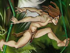 Tarzan si Jungla Blestemata