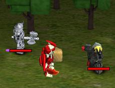 Tenkai Knights Lupta pentru Quatron