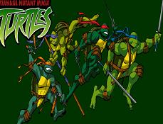 Testoasele Ninja Arunca cu Stele Ninja
