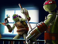 Testoasele Ninja Eroii Umbrelor