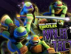 Testoasele Ninja Tactici de Lupta 3D