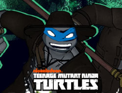 Testoasele Ninja Vs Monstrii