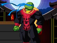 Testoasele Ninja de Imbracat