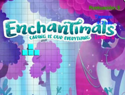 Tetris cu Enchantimals
