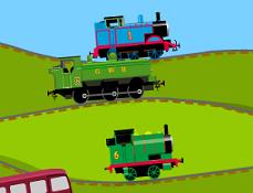 Thomas si Prietenii Cursa