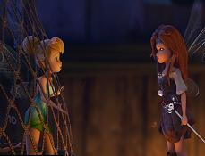 Tinkerbell si Zanele Pirat Numere Ascunse