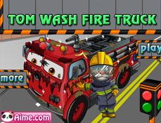 Tom Spala Masina de Pompieri
