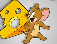 Tom si Jerry Lupta cu Mancare
