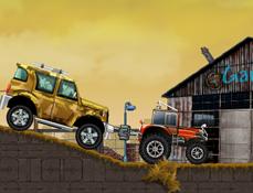 Tracteaza Masinile cu Tractorul